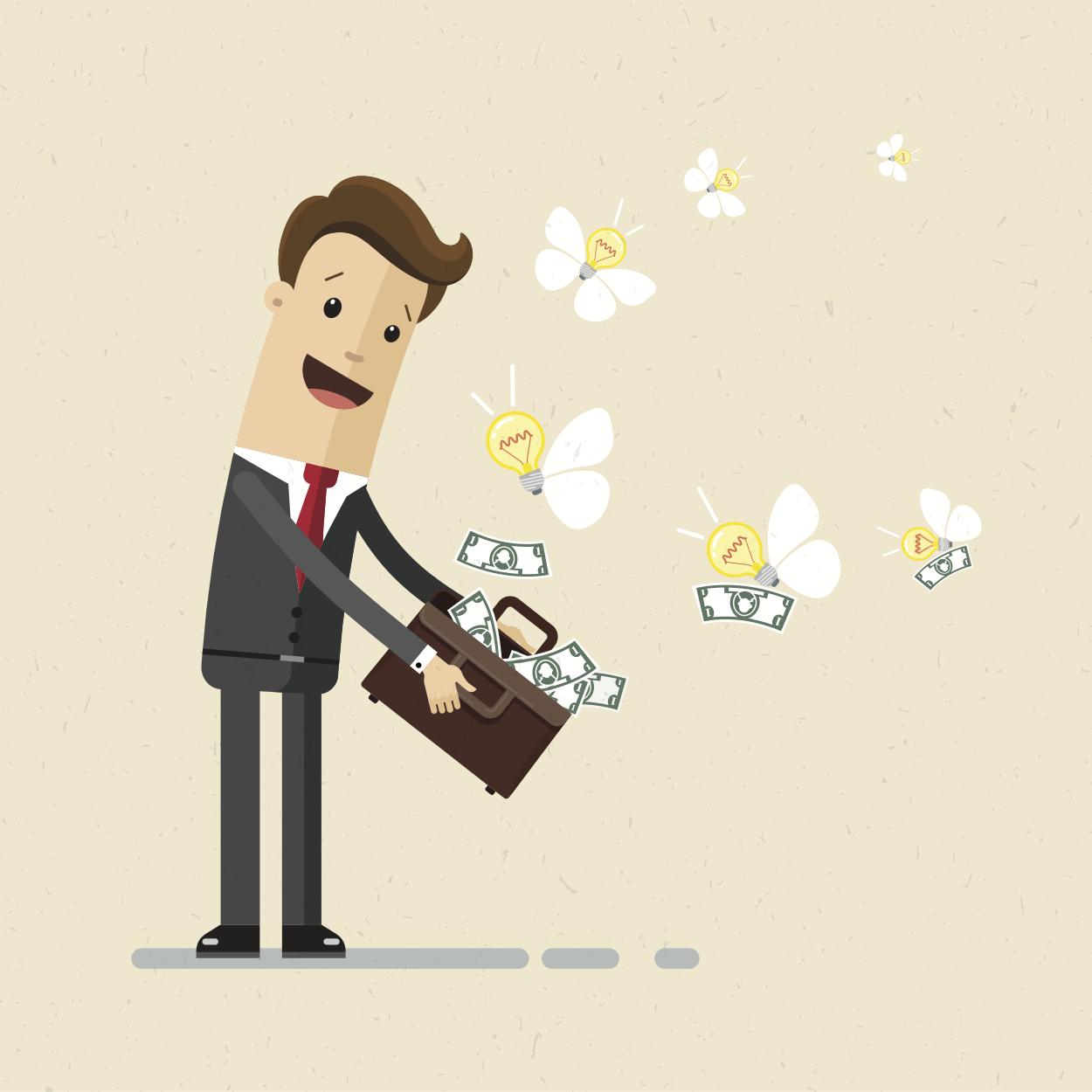 Vad kostar oengagerade medarbetare?