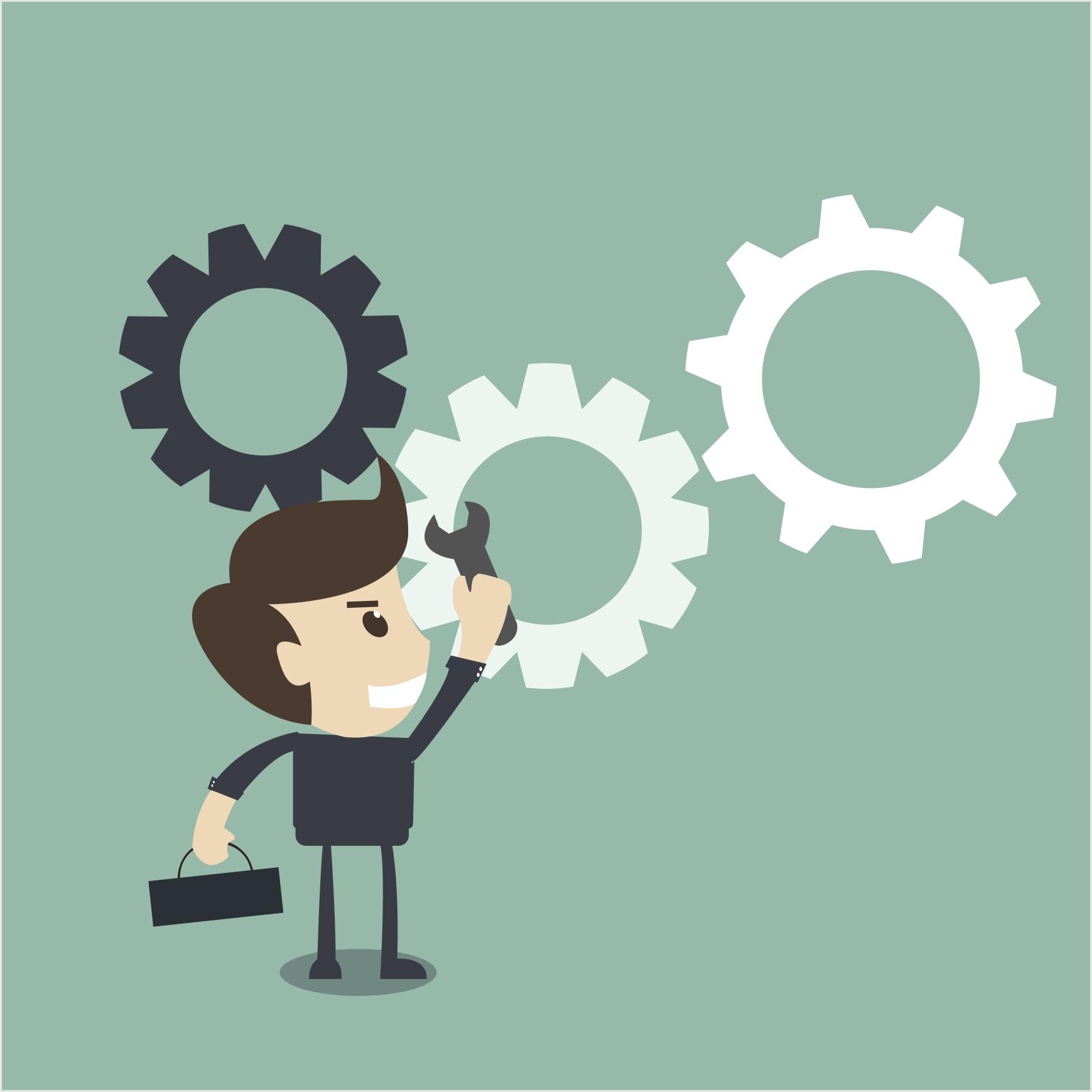 Skapa effektiva processer för ökat medarbetarengagemang och ökat affärsresultat