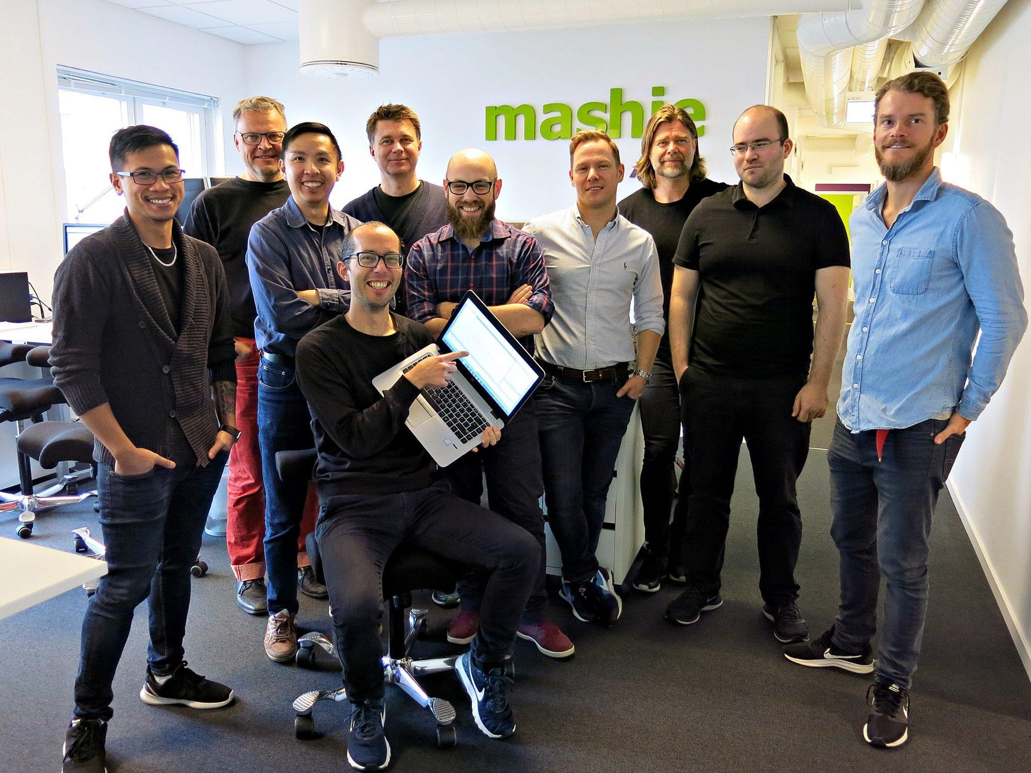 Mashie använder PulsMeter för att öka engagemang och affärsresultat
