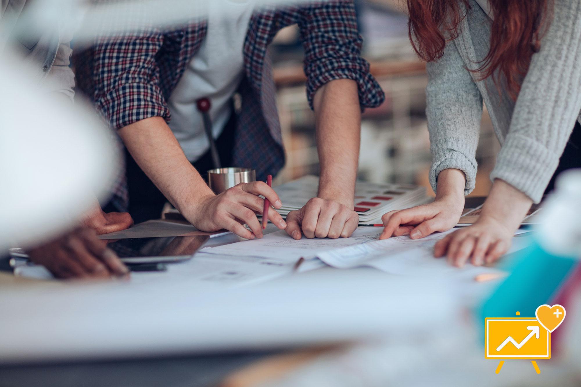 Skapa engagemang på jobbet genom att jobba med resultatet från din medarbetarundersökning