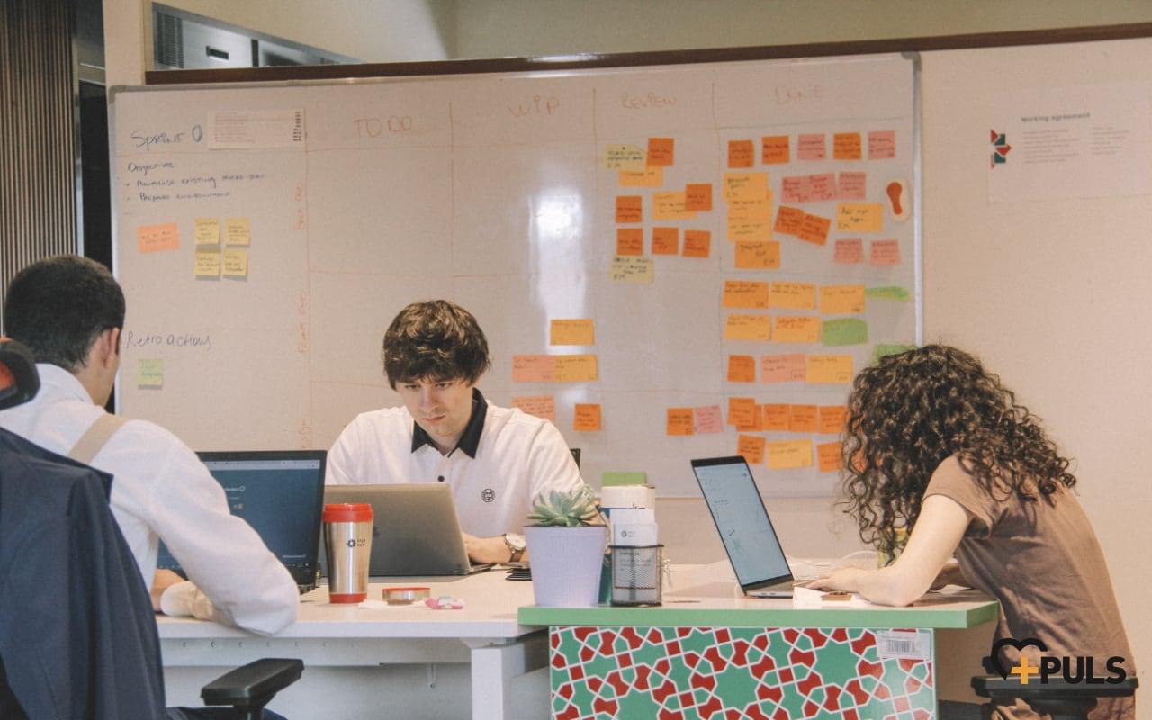 Bli ett bättre team genom att arbeta agilt