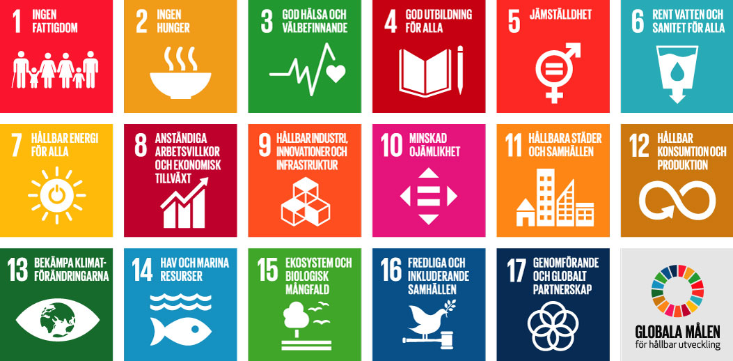 How working with agenda 2030 will increase employee engageent